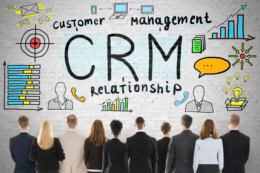Why startups with CRM Secure Better Investment on Equity Crowdfunding Platforms.