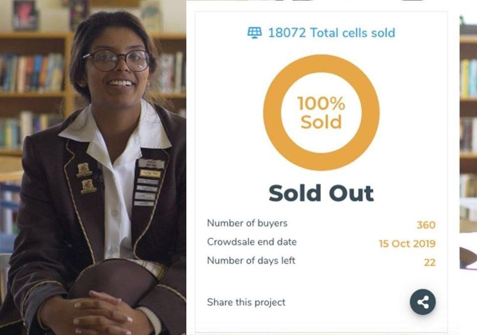 Giving back to community- Wynberg schools go solar