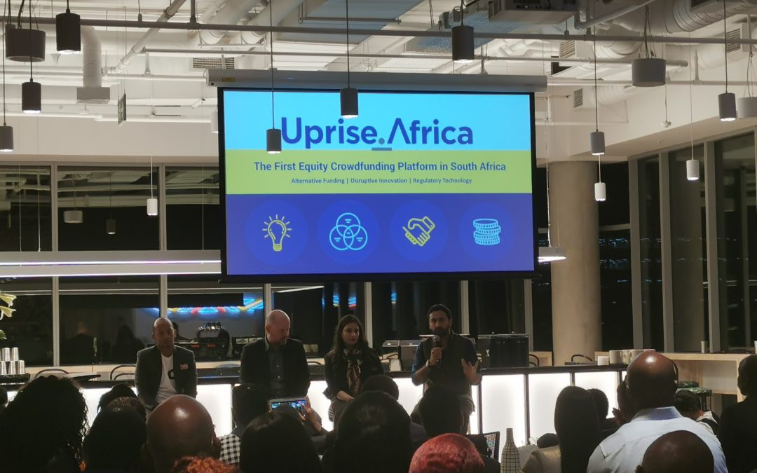 Uprise.Africa and Black Business Council in joint equity crowdfunding workshop for entreprenuers